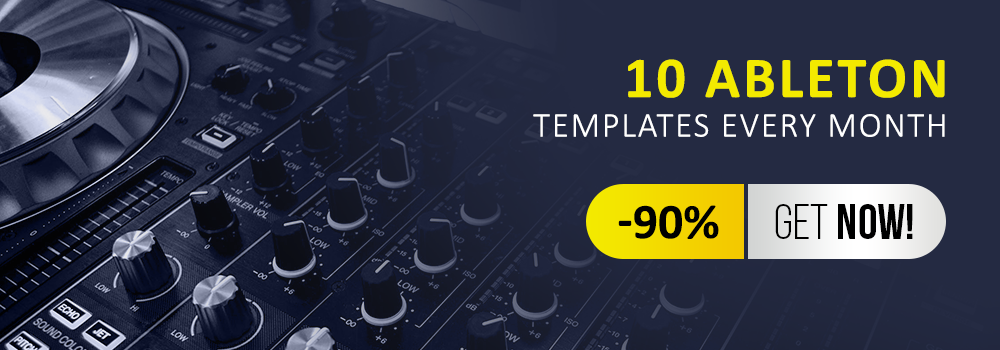Ultimate List of Free Ableton Templates 2018