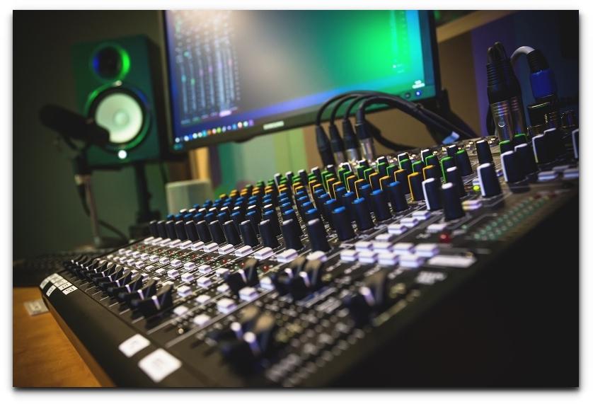 Audio Samples Mixer