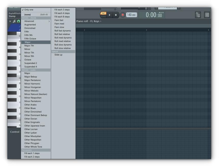 Chords Step 2