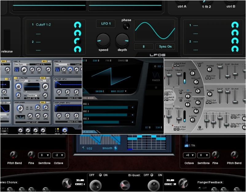 Free Synth Plugins