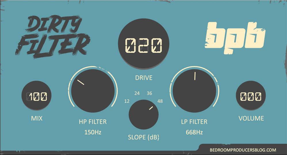 BPB Dirty Filter