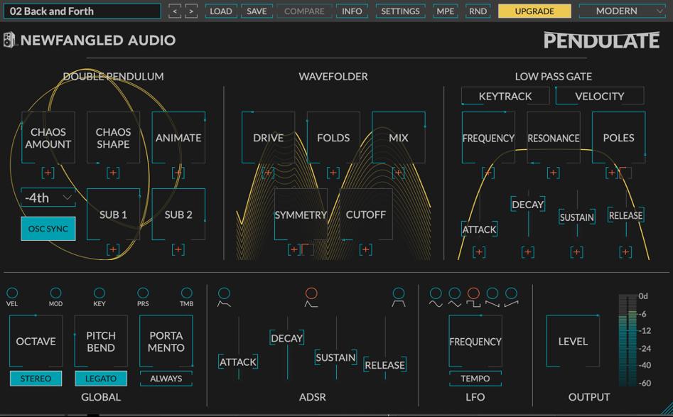 Pendulate – New Fangled Audio