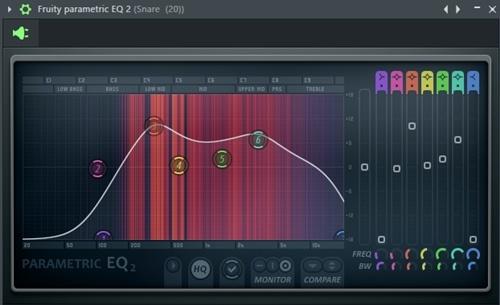 Parametrix EQ 3