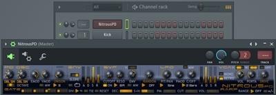 FL Studio NitrousPD