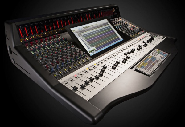NEVE GENESYS BLACK RECORDING CONSOLE - 24 CHANNEL
