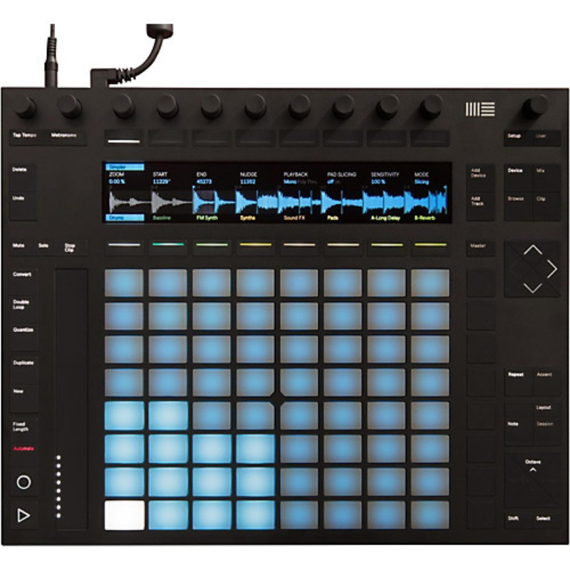 Ableton Push 2 Software Controller