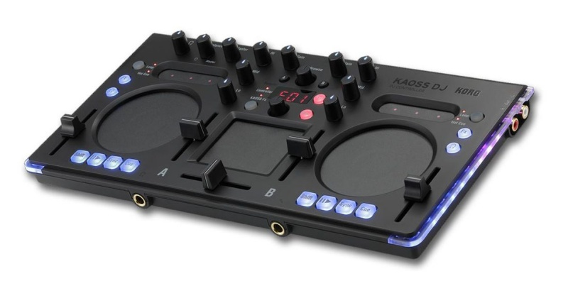 KORG KAOSS - DJ CONTROLLER