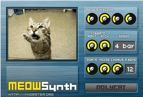 Meowizer Meow Synth