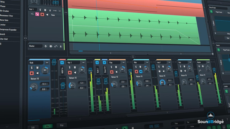 sound bridge