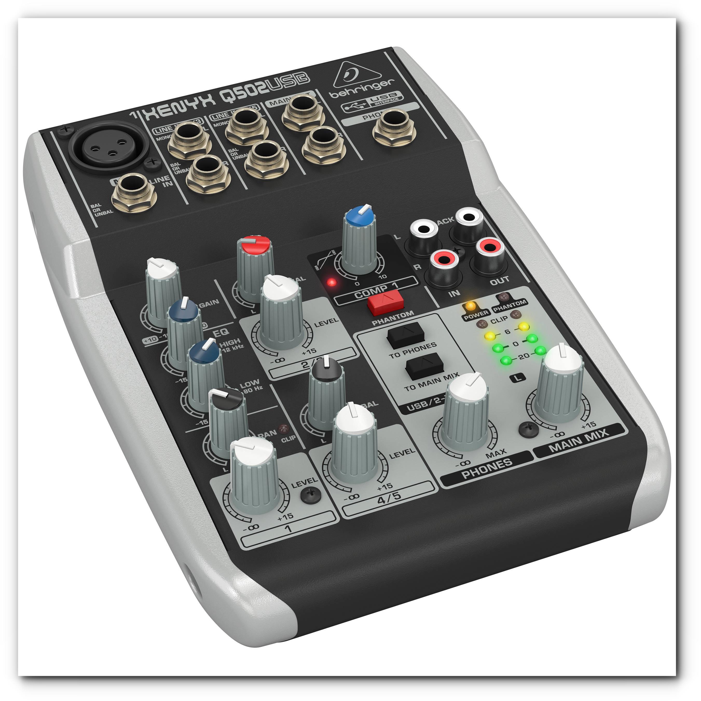 Xenyx Mixer