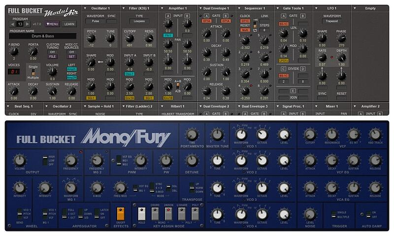 Mono Polyphonic