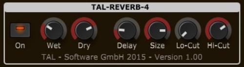 TAL Reverb 4